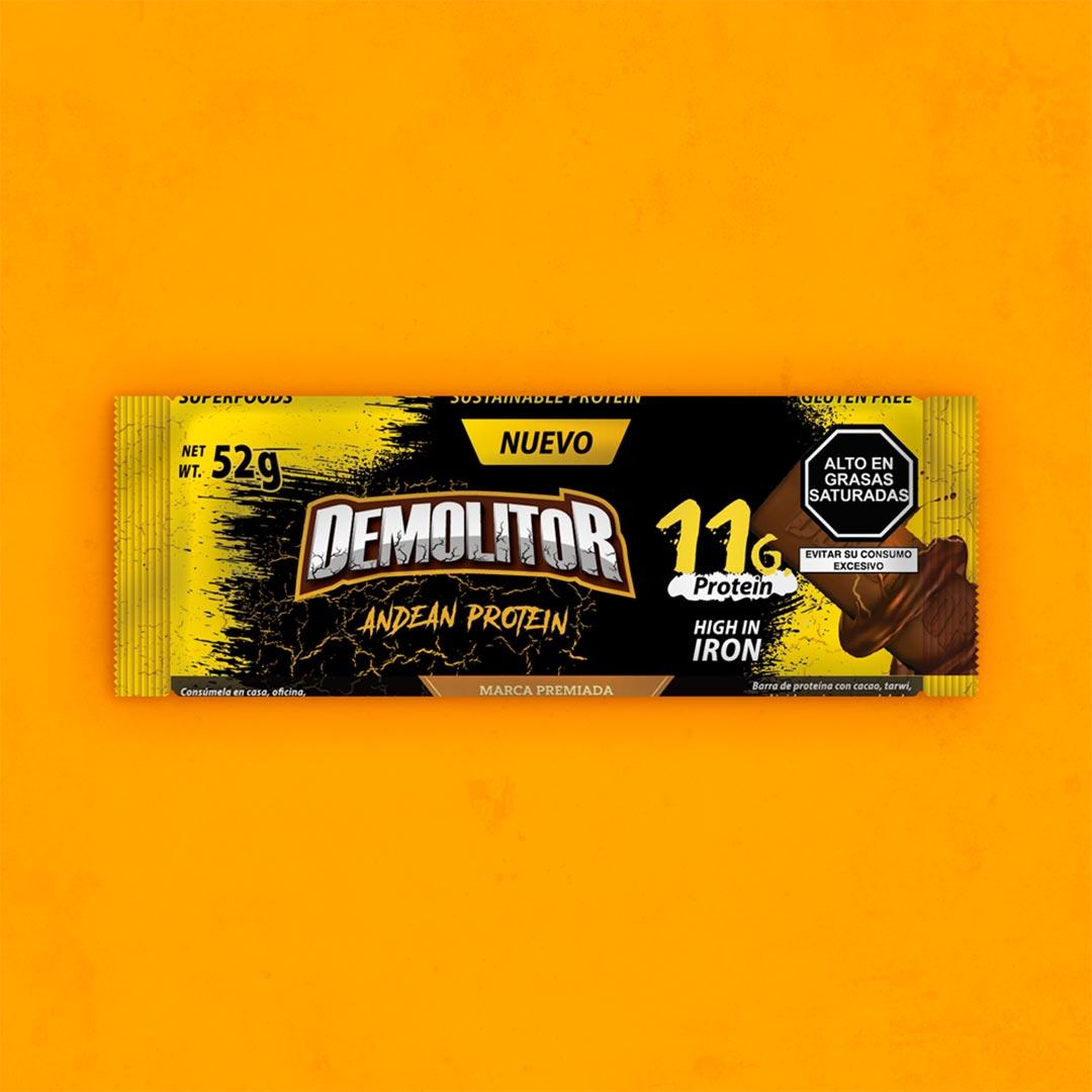 Demolitor-Andean-Protein