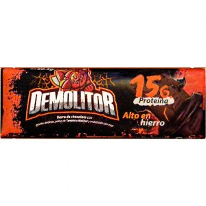 Demolitor insect bar protein energy sustainable mealworm tenebrio molitor barra proteica barra energetica ento piruw