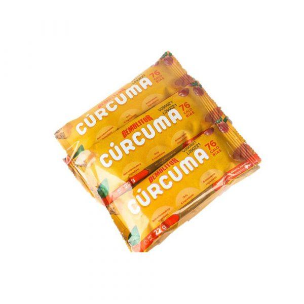 barra de curcuma vegana funciona suplementos proteina baja en caloriass